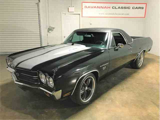 Picture of '70 El Camino SS - MTNF
