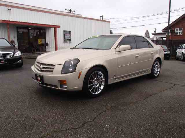 Picture of 2007 CTS located in Tacoma Washington - $8,990.00 - MTNL