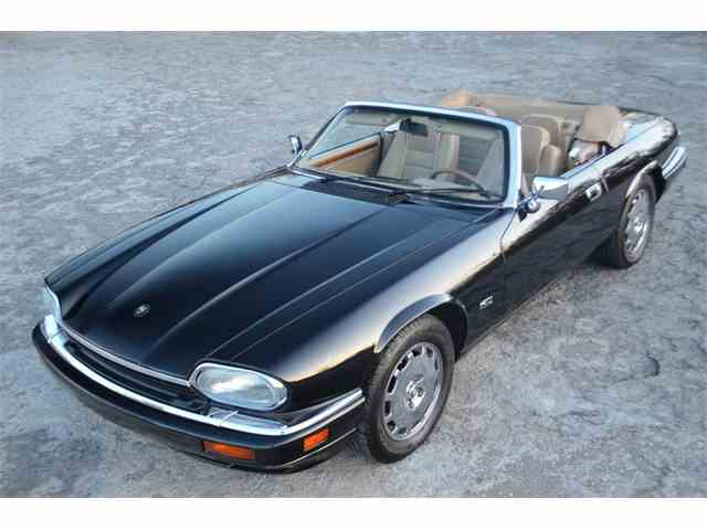 Picture of 1996 XJS - $22,500.00 Offered by Frazier Motor Car Company - MTNQ