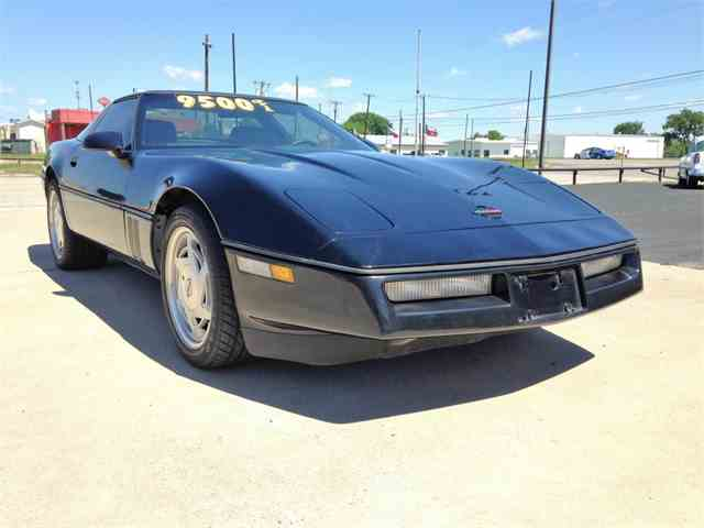 Picture of '89 Corvette - MTO2