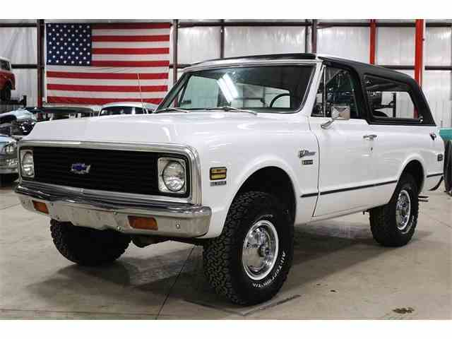 Picture of Classic 1972 Chevrolet Blazer located in Kentwood Michigan - $29,900.00 Offered by GR Auto Gallery - MTO5
