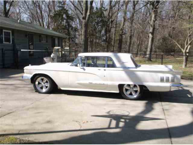 Picture of Classic '60 Thunderbird located in MICHIGAN - $19,900.00 Offered by a Private Seller - MTOB