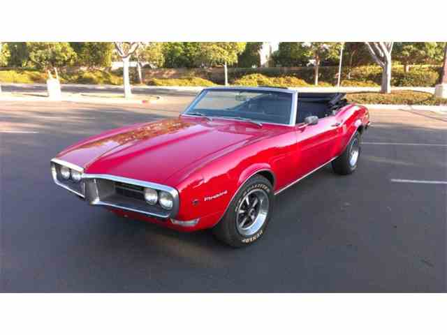 Picture of '68 Pontiac Firebird located in San Diego CALIFORNIA - MTOG