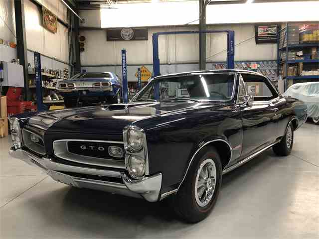 Picture of 1966 GTO - $58,900.00 - MTOT