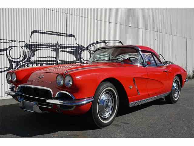 Picture of '62 Corvette - MTP2