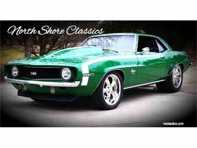 Picture of Classic 1969 Camaro - $59,995.00 Offered by North Shore Classics - MTPD