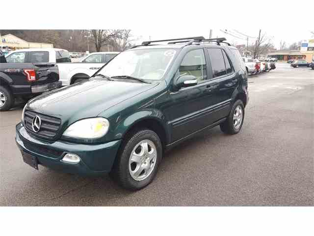 Picture of '02 M-Class - MTPV