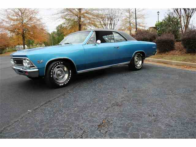 Picture of '66 Chevelle SS - MPXU