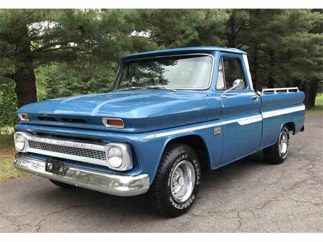 Picture of Classic '66 Chevrolet C/K 10 - $25,500.00 - MTRV