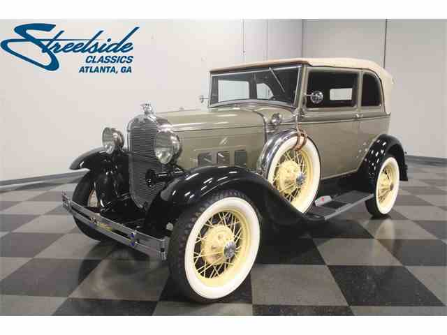 Picture of Classic 1931 Ford Antique located in Georgia Offered by Streetside Classics - Atlanta - MTSG