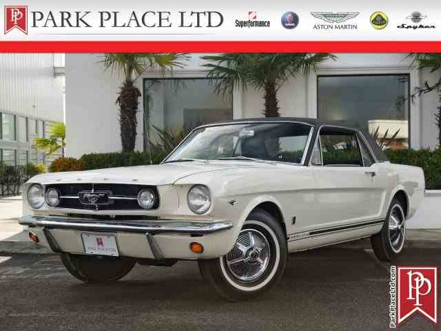 Picture of '65 Mustang - MTSI