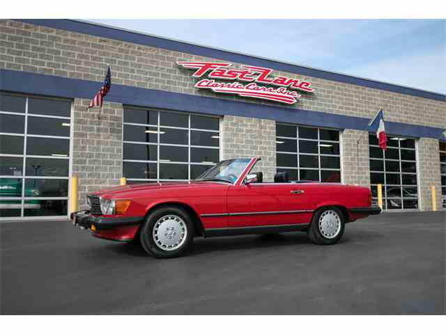 Picture of '88 560SL - MTST