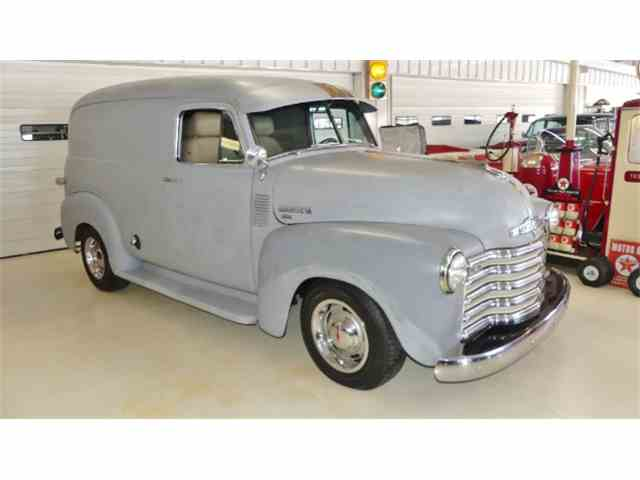 Picture of Classic 1952 3100 Offered by Cruisin Classics - MTT1