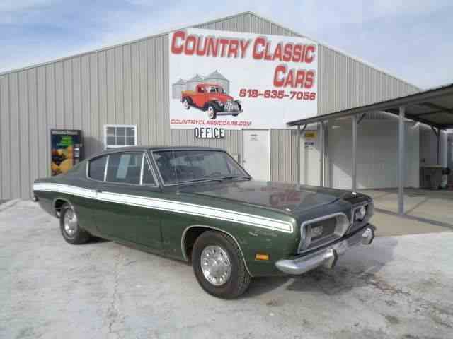 Picture of Classic 1969 Plymouth Barracuda located in Staunton Illinois - $16,950.00 Offered by Country Classic Cars - MTT6