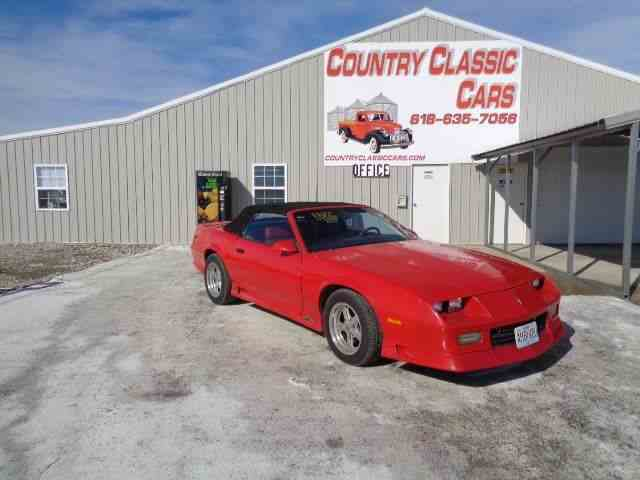 Picture of 1991 Camaro - $6,950.00 Offered by Country Classic Cars - MTT7