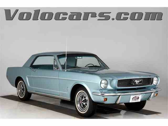 Picture of '66 Ford Mustang - $18,998.00 Offered by Volo Auto Museum - MTTB