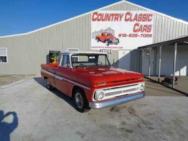 Picture of Classic '66 Chevrolet C/K 10 located in Illinois - $14,250.00 - MTTH