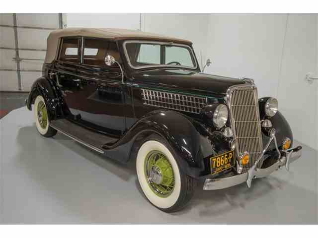 Picture of 1935 Ford Deluxe - $49,950.00 - MTU8