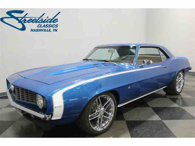 Picture of 1969 Chevrolet Camaro SS - $77,995.00 Offered by Streetside Classics - Nashville - MQAN