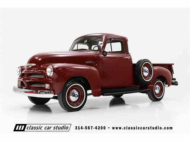 Picture of Classic 1954 3100 located in MISSOURI - MTUR