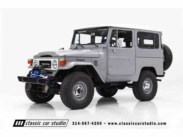 Picture of '80 Land Cruiser BJ - MTUX
