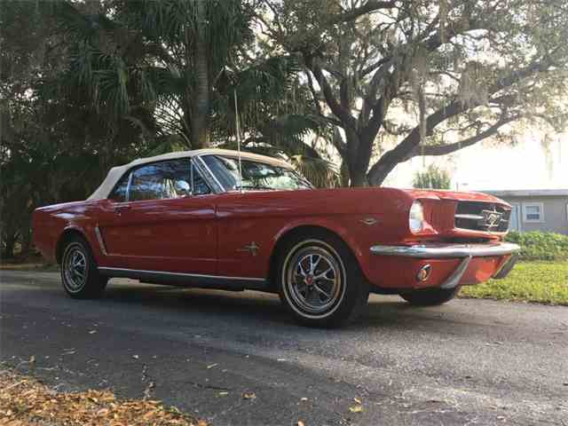Picture of '65 Mustang - MTUY
