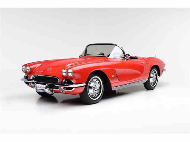 Picture of '62 Corvette - MTW5