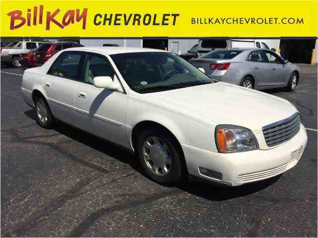 Picture of '00 Cadillac DeVille located in Illinois - $3,429.00 Offered by Bill Kay Corvettes and Classics - MTX2