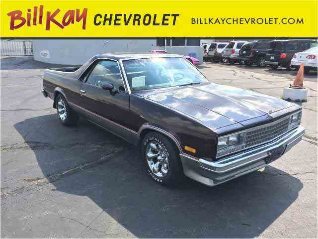 Picture of 1985 El Camino - $12,700.00 Offered by Bill Kay Corvettes and Classics - MTX6
