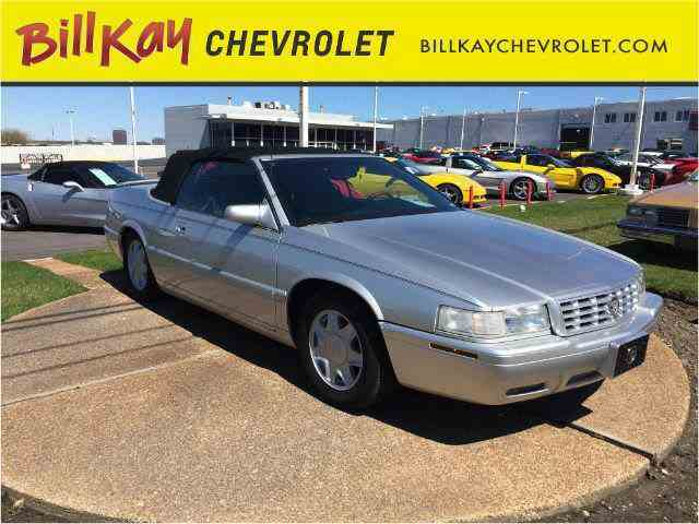 Picture of '01 Cadillac Eldorado - $16,988.00 Offered by Bill Kay Corvettes and Classics - MTXT