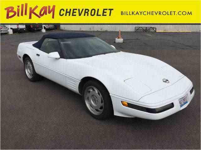 Picture of '92 Corvette - MTXW