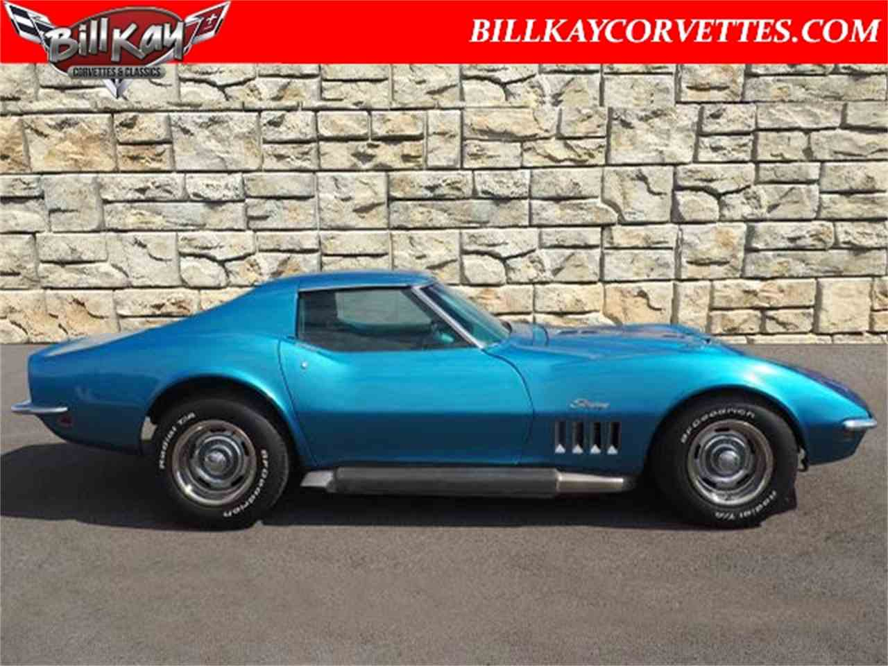 Large Picture of '69 Corvette - MTY0