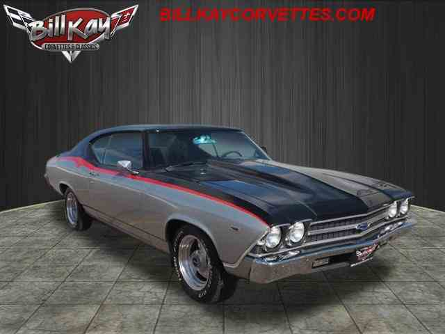 Picture of '69 Chevelle - MTY7