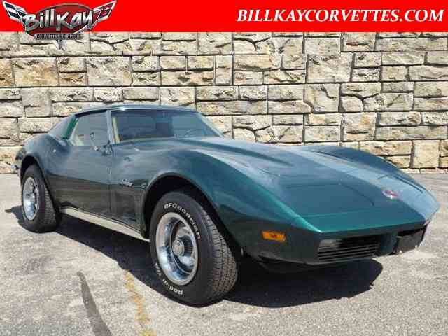 Picture of '73 Corvette - MTYB
