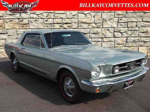 Picture of '65 Mustang - MTYR