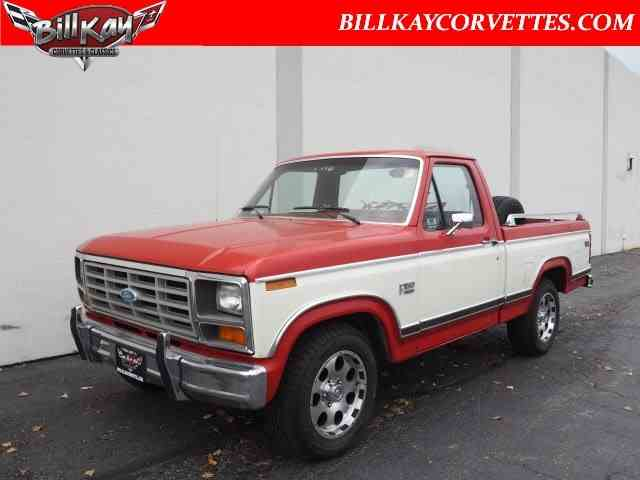 Picture of '84 F150 Auction Vehicle - MTYY