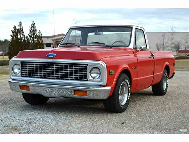 Picture of Classic 1970 C10 located in ALABAMA Offered by Leaded Gas Classics - MTZH