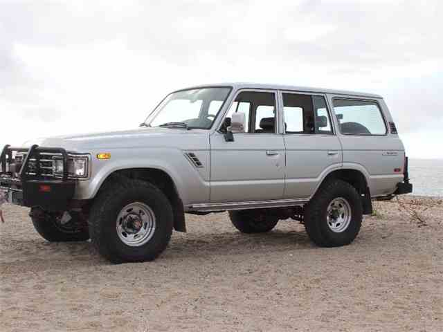 Picture of '88 Land Cruiser FJ located in Stratford CONNECTICUT - $37,000.00 - MTZR