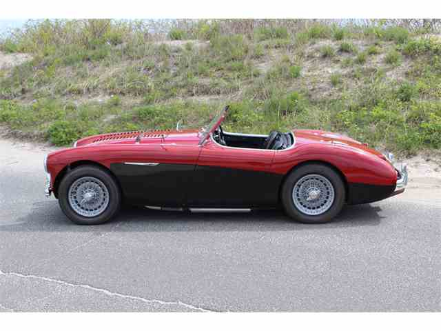 Picture of Classic 1956 Austin-Healey 100-4 BN2 located in Stratford CONNECTICUT Offered by Automotive Restorations - MU0B