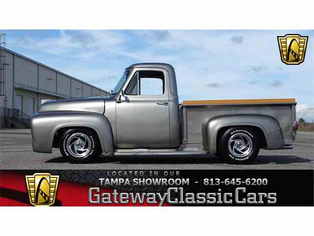 Picture of '54 F100 - MQB9