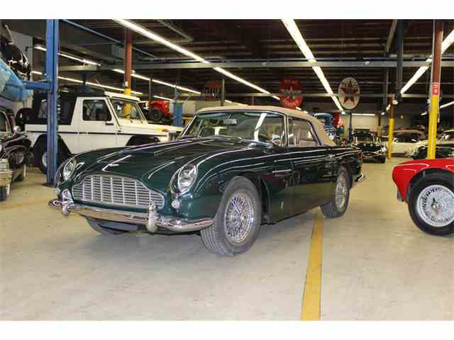 Picture of '64 DB5 located in Stratford CONNECTICUT - MU0J
