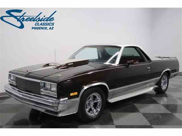 Picture of '85 El Camino located in Mesa Arizona Offered by Streetside Classics - Phoenix - MU1C