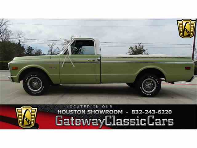 Picture of Classic 1969 GMC C/K 10 Offered by Gateway Classic Cars - Houston - MU1G