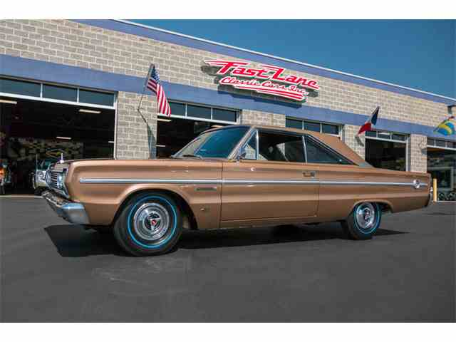 Picture of '66 Plymouth Belvedere located in St. Charles Missouri - $99,995.00 Offered by Fast Lane Classic Cars Inc. - MU1L
