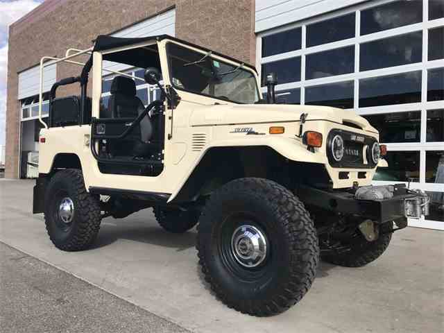 Picture of Classic '73 Land Cruiser FJ - $44,900.00 Offered by Atomic Motors - MU35
