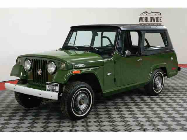 Picture of '71 Jeepster - MU36
