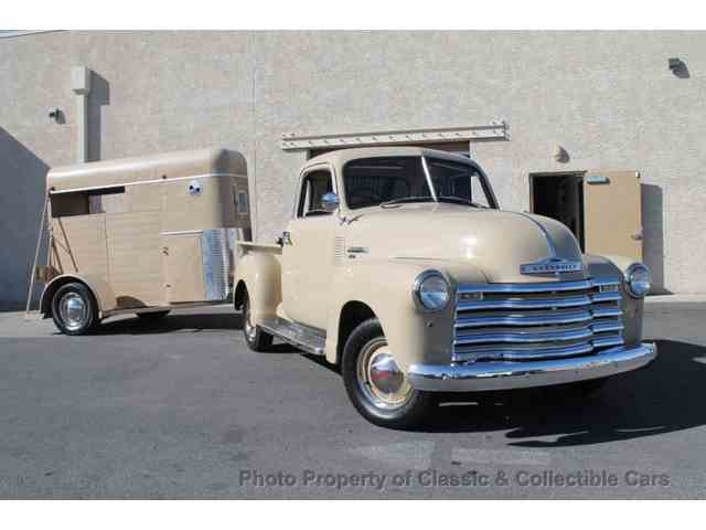 Picture of 1950 Chevrolet 3100 - MU48
