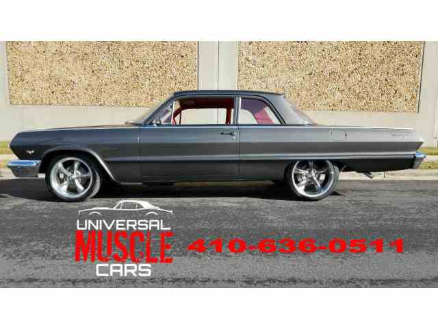 Picture of '63 Biscayne - MU4C