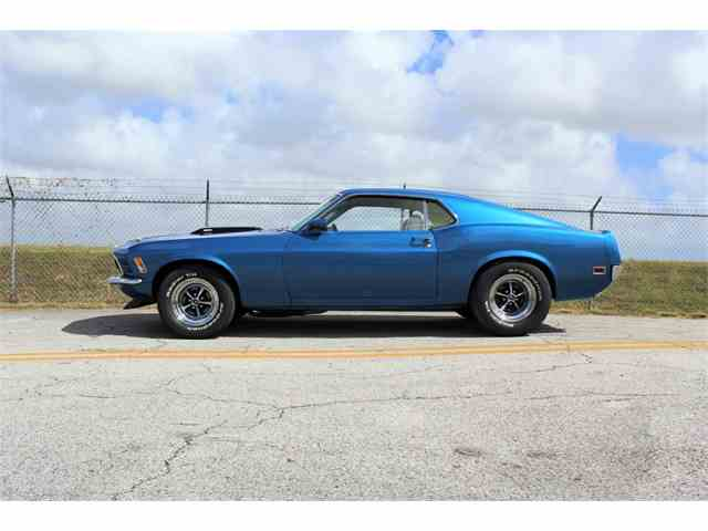 Picture of '70 Ford Mustang located in Florida - $34,990.00 Offered by Auto Source Group LLC - MU4H