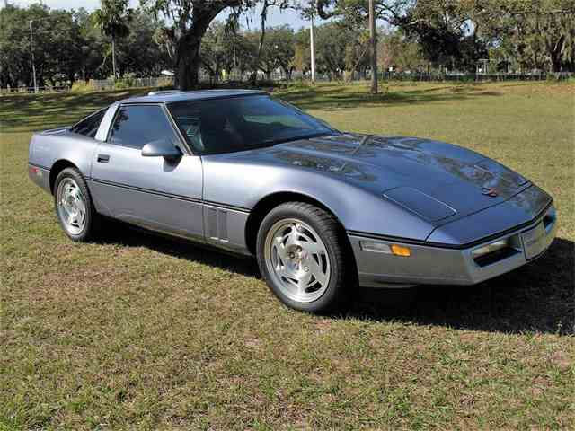 Picture of '90 Corvette - MU50